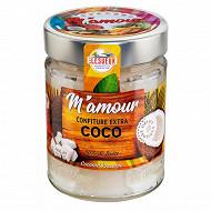 M'amour confiture de coco 325 g