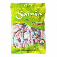 Samia bonbons sachet pinkbottle 200 g