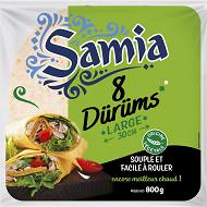 Samia pain durum spécial kebab 800g