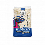 Riz du Monde riz basmati élephant  2kg