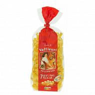 Valfleuri pâtes d'Alsace Nids 10mm sachet 250g
