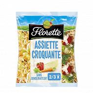 Florette assiette croquante 250g