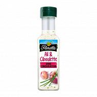 Florette sauce ail et ciboulette 175ml