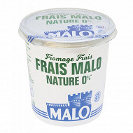 Malo fromage frais 0% 1kg