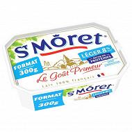 St Môret barquette nature ligne & plaisir 8%mg 300g format familial