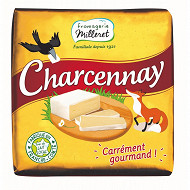 Charcennay 230 g 55%mg fromagerie Milleret