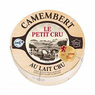 Petit Normand camembert au lait cru garanti 250 g