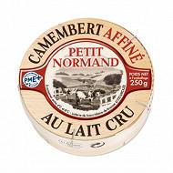 Petit Normand Camembert  au lait cru Affiné 250G