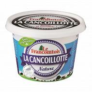 Le francomtois cancoillotte nature 250g