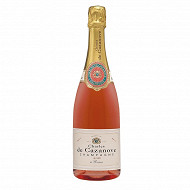 Campagne de Cazanove Rosé Classique 12% Vol.75cl