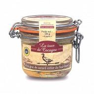 Les fermiers occitans foie gras de canard entier du sus douest igv 180g