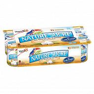 Yoplait yaourt nature sucré 8x125g