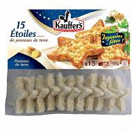 Kauffer's 15 étoiles pommes de terre 525g