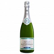 De cazanove champagne tradition brut nature 75cl 12%vol