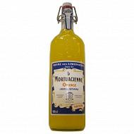 La Mortuacienne limonade artisanale à l'orange 1l