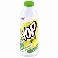 Yop aromatisé citron 825g