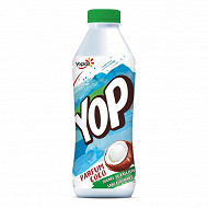 Yop aromatisé coco 825g