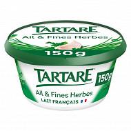 Tartare ail et fines herbes gout unique 150g