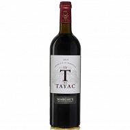 Margaux Le T De Tayac rouge 13.5% Vol. 75cl