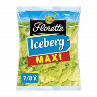 Florette laitue iceberg 600g