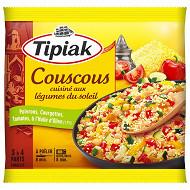 Tipiak couscous cuisiné aux légumes du soleil 480g