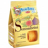 Mulino bianco biscuits settembrini fico 250g