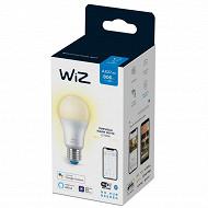 Wiz ampoule led  Standard E27 DIMABLE 60W boîte de 1