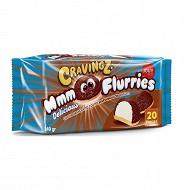 Flurries marshmallow choco 240g