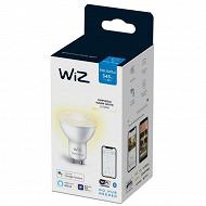 Philips wiz ampoule GU10 DIMABLE 50W boîte de 1