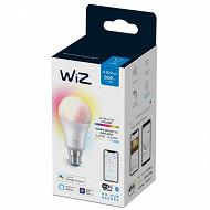 Wiz ampoule led Standard B22 Color 60W boite de 1