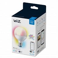 Wiz ampoule led globe E27 Color 75W boite de 1