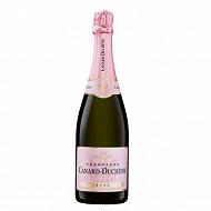 Champagne canard duchene rosé 75cl 12%vol