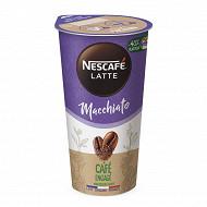 Nescafé Caffe Latte à boire Macchiato 1x19cl