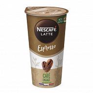 Nescafé Caffe Latte à boire Expresso 1x19cl