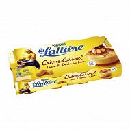 La Laitière Crème caramel 8x100g