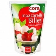 Cora mozzarella billes 18%mg 150g