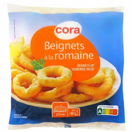 Cora beignets de calmar à la romaine 500g