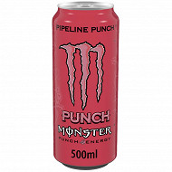 Monster pipeline punch boite 50cl