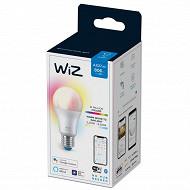 Wiz ampoule led standard E27 Color 60W boite de 1
