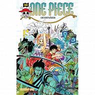 Manga - One Piece : édition originale volume 98