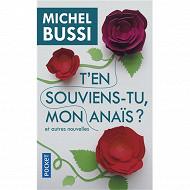 Michel Bussi T'en souviens-tu, mon anaïs ?