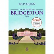 Julia Quinn - La crhonique des Bridgerton, volume 5 & 6