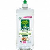 L'arbre vert liquide vaisselle amande douce 750ml