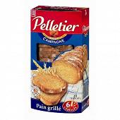 Lu pelletier grillé froment 24 t campagne 240g