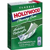 Hollywood chlorophylle 5 x 11 tablettes 155 g