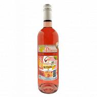 Rosé pamplemousse de Floride 10% Vol. 75cl
