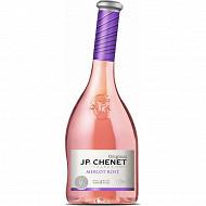 Jp chenet igp pays d'oc merlot rosé 75cl 12.5%vol