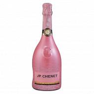 Jp chenet vin mousseux ice sparling rosé 75cl 11%vol