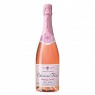 Chanoine champagne réserve privée rosé 75cl 12% vol
