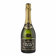 Blanc Foussy Touraine grande cuvée brut 12% Vol. 75cl